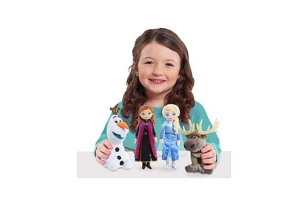 Disney Frozen 2 Talking Small Plush