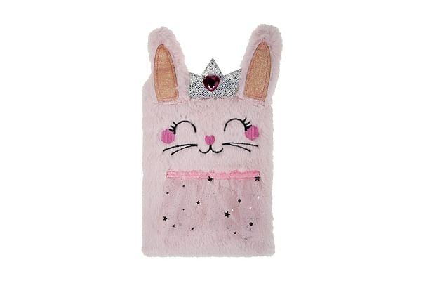 Mirada Pink Rabbit Plush