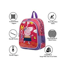 Peppa Pig Hop Scocth 12 Backpack