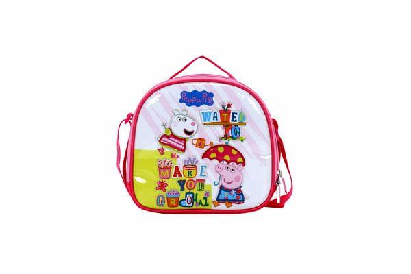 Peppa Pig Make You Grow Lunch Bag