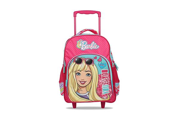 Barbie You Be You School Trolley  Bag 46 Cm