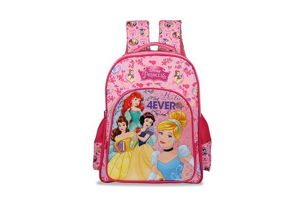 Disney Princess Bestie Forever Pink School Bag 41 Cm