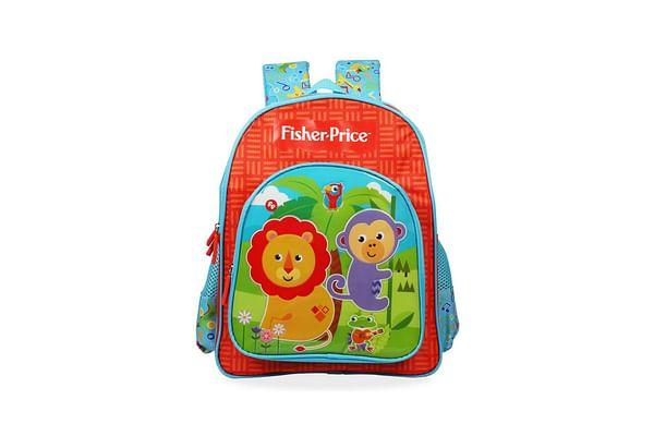 Fisher Price Red & Blue School Bag 36 Cm