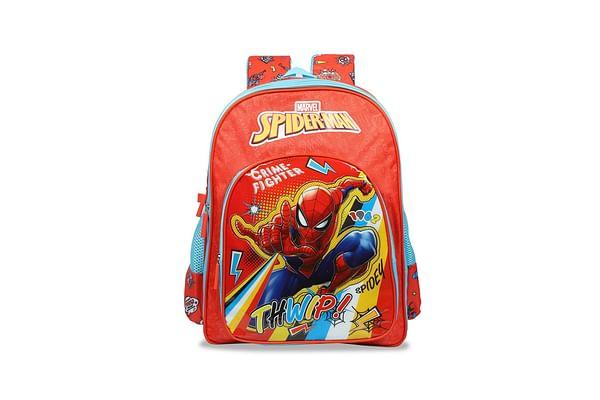 Spiderman Crime Fighter School Bag 46 Cm
