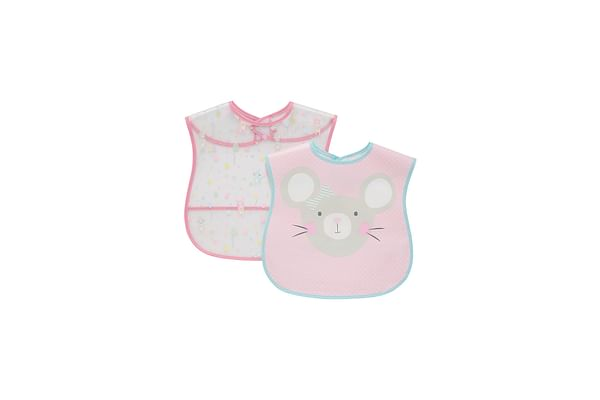 Mothercare Confetti Party Toddler Bibs
