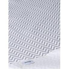 Mila Baby - Chevron Grey - Changing Mat