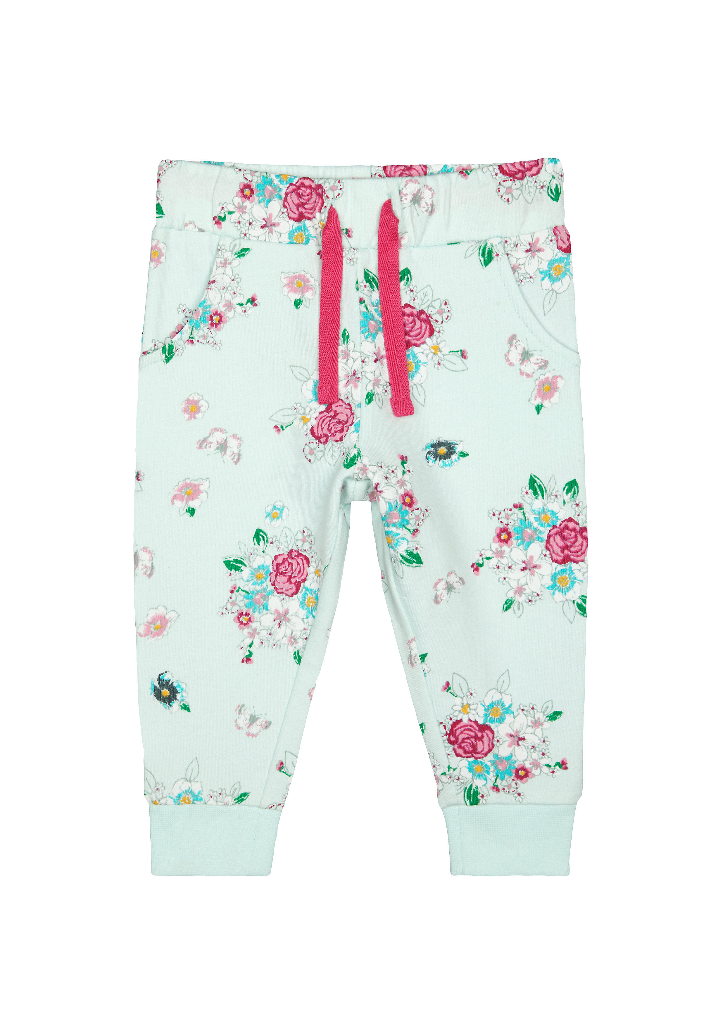 Baby Girls Clothes MOTHERCARE Butterfly Joggers Leggings 3-6 Months BNWoT