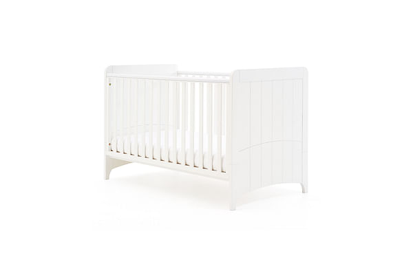 Mothercare Camberley Baby Cot Bed White