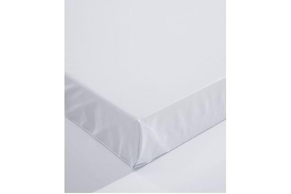 Mothercare Crib Square End Safeseal Foam Core Mattress White