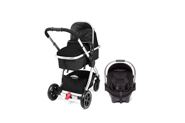 Mothercare Pc Journey Liner Travel System  Black