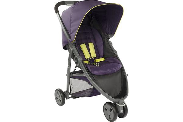 GracoPurple EVO Mini Night Shade Stroller Purple