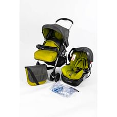 Graco Candy Rock Travel System  Green