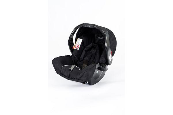 Graco Sky Junior Black Baby Car Seat Black Night