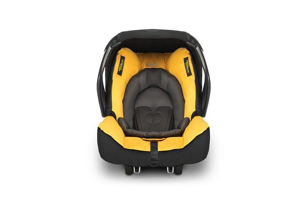 Graco Evo Yellow Snugsafe 0+ Baby Car Seat Mineral Yellow