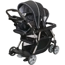 Graco Stroller Ready 2 Grow Black Metropolit Black