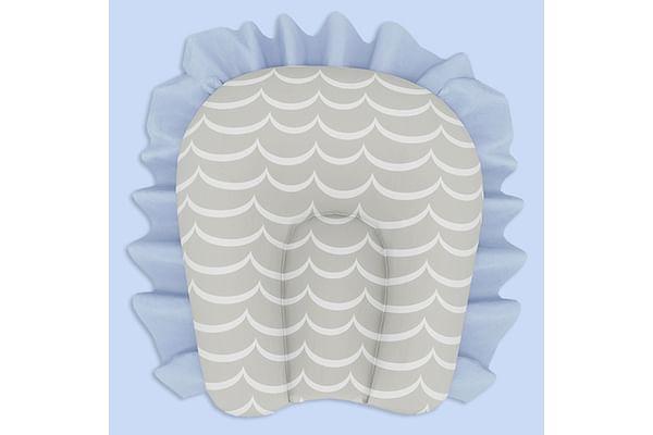Fancy Fluff Organic U-Pillow - Arctic