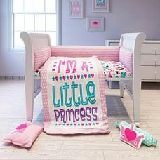 Fancy Fluff 7-Pcs Princess Full
