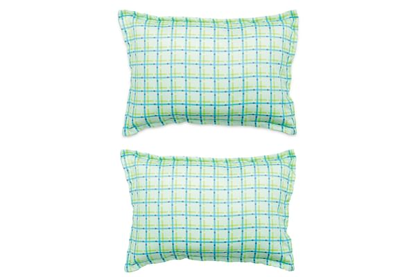 Fancy Fluff Set Of 2 Pillow Covers - Travel