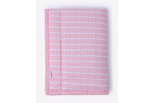 Mila Baby Pink Wave Mattress