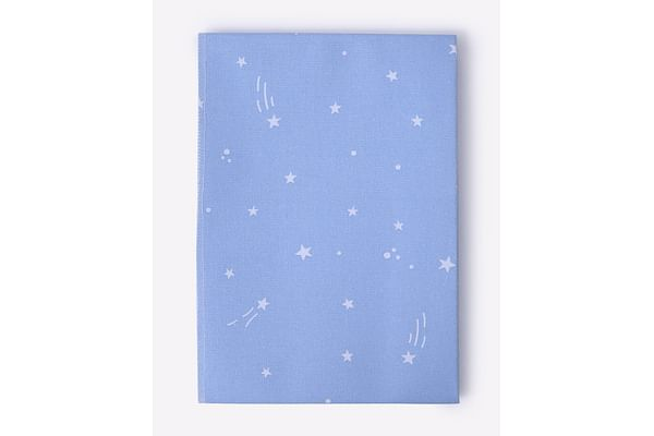 Mila Baby Blue Stars Changing Mat