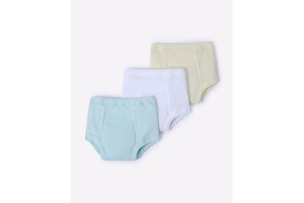 Mila Baby Organic Training Pants Pack of 3