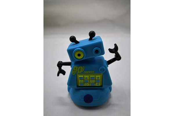 Modelcart Drawbot Robots