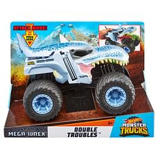 Hamleys Hotwheels Monster Truck WRECKING Wheels