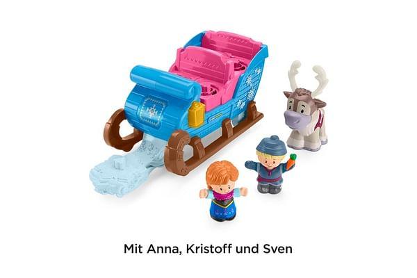 Disney Frozen Kristoff'S Sleigh By Little People®