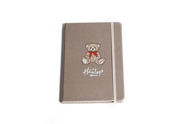 Hamleys A5 Notebook bear