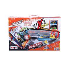 Maisto NXS Racers Playset