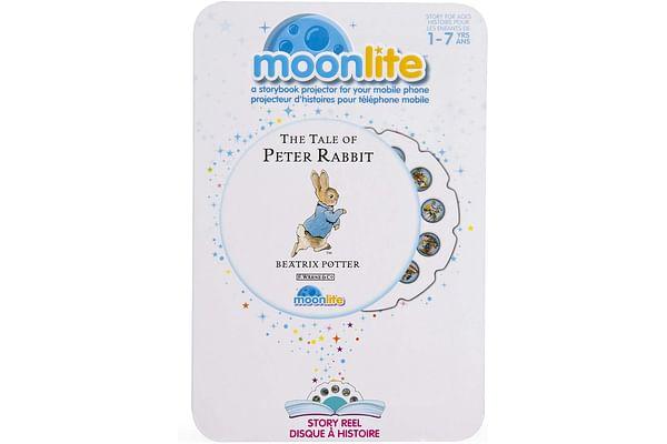 Moonlite Single Story Reel - Peter Rabbit