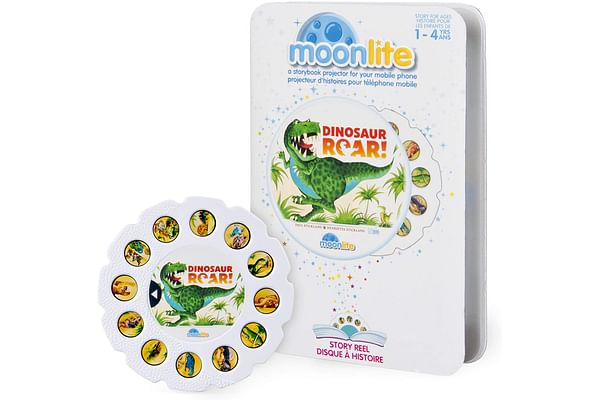 Moonlite Single Story Reel - Dinosaur Roar!