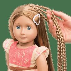 "Our Generation Portia - 18"" - Hair Grow Doll"