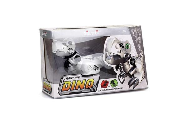 Silverlite Train My Dino White