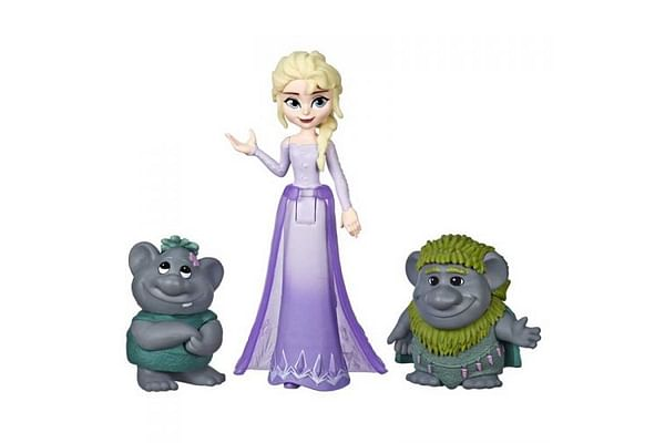 DISNEY FROZEN 2 ELSA SMALL DOLL AND FRIENDS ASSORTED