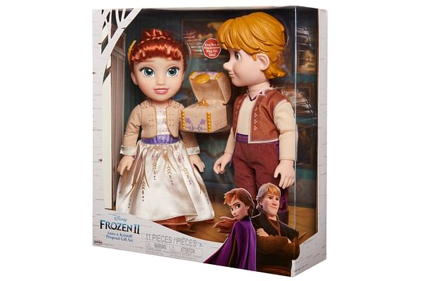 Frozen 2 Anna And Kristoff 2 Pack