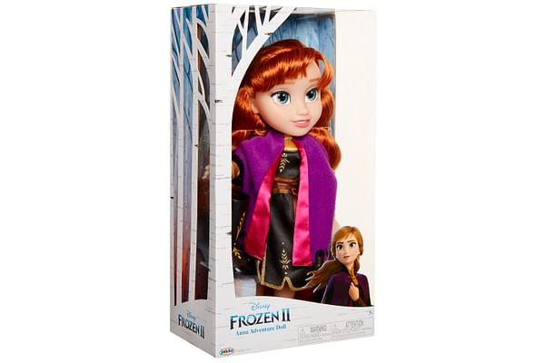 Frozen 2 Anna & Elsa Travel Non-Feature Doll Asst.
