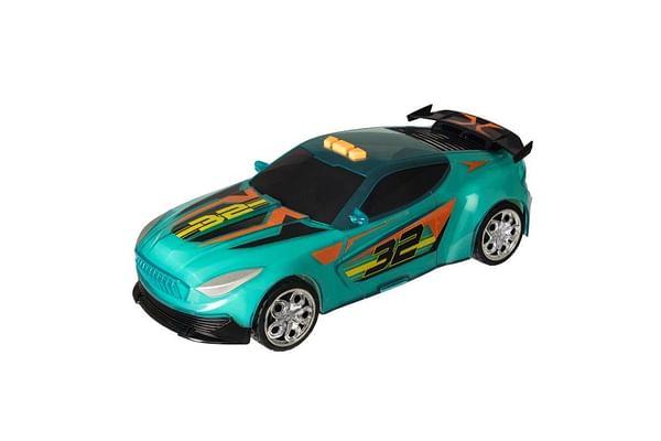 Teamsterz Light and sound STREET STARZ GREEN BLUE CAR