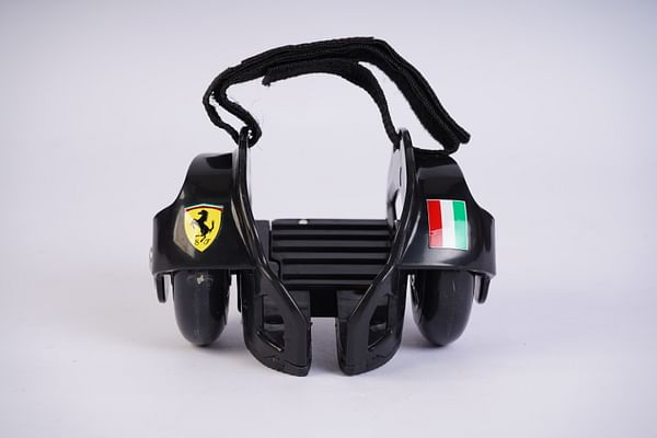 Ferrari Flashing Wheels - Black