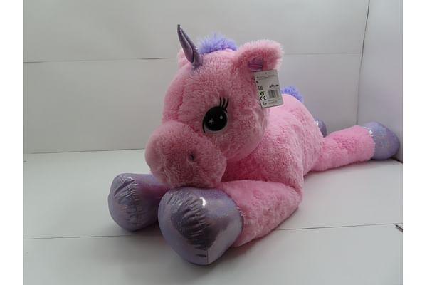 Lying Unicorn Plush - 100cm