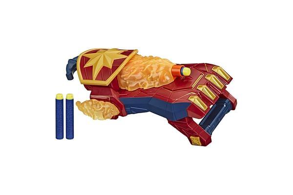 NERF Power Moves Captain Marvel Photon Blast