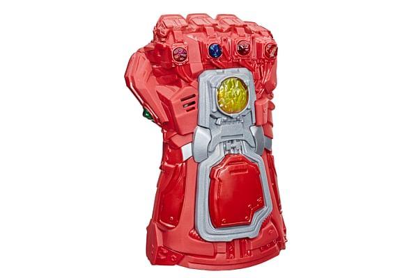 Marvel Avengers: Endgame Red Infinity Gauntlet Electronic Fist