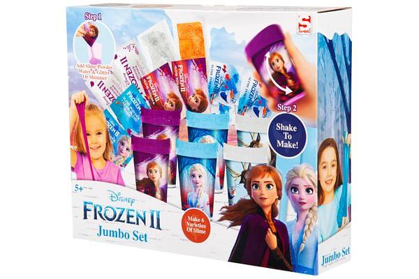 Frozen 2 Slime Jumbo Set