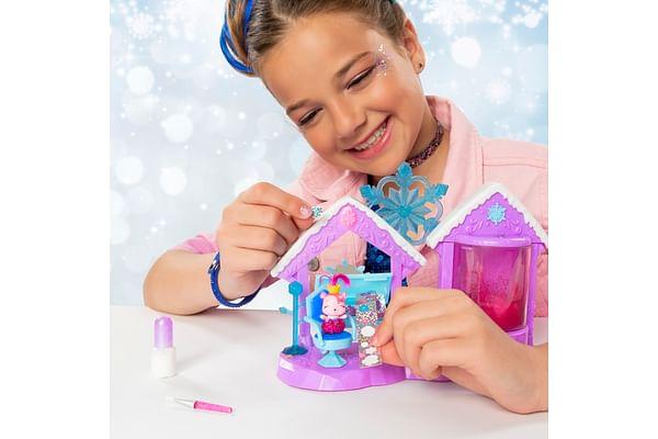 Hatchimals Colleggtibles Glitter Sparkle Salon Playset
