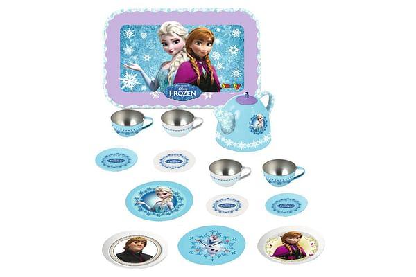 Disney Frozen Tin Tea Set, Multi Color