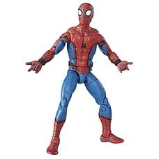 Spider-Man Marvel The Amazing Spider Man 2 Legends Infinite Series Movie Spiderman 1 Action Figure, Black