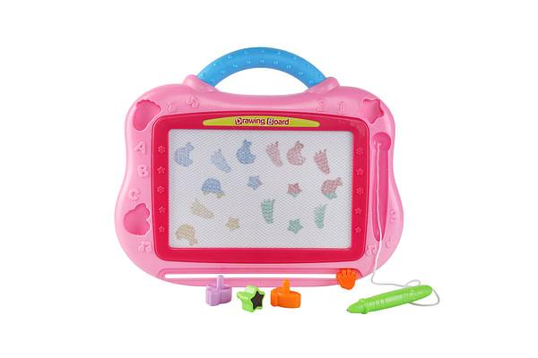 Comdaq Magic Drawing Board (Pink)