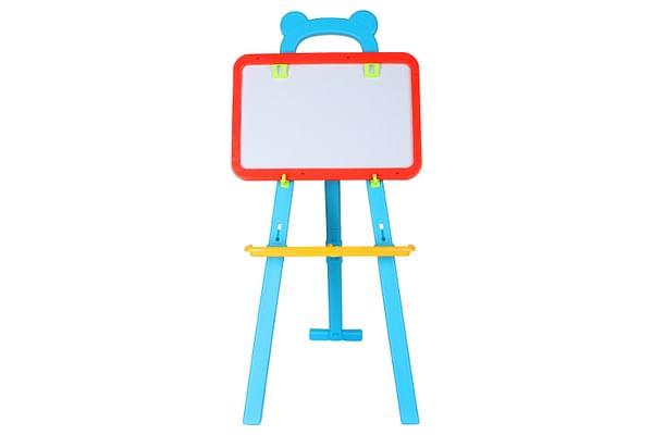Comdaq Standing Easel Board, Multi Color