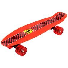 Ferrari Penny Board Skateboard - Red