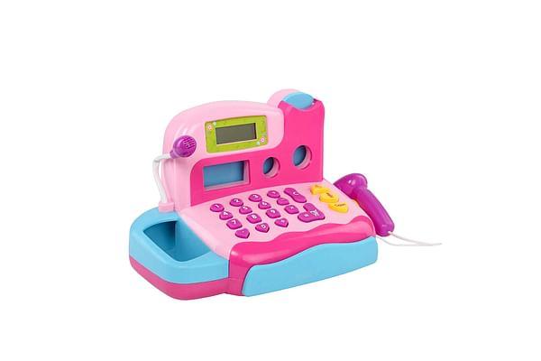 Comdaq Pink Cash Register, Multi Color